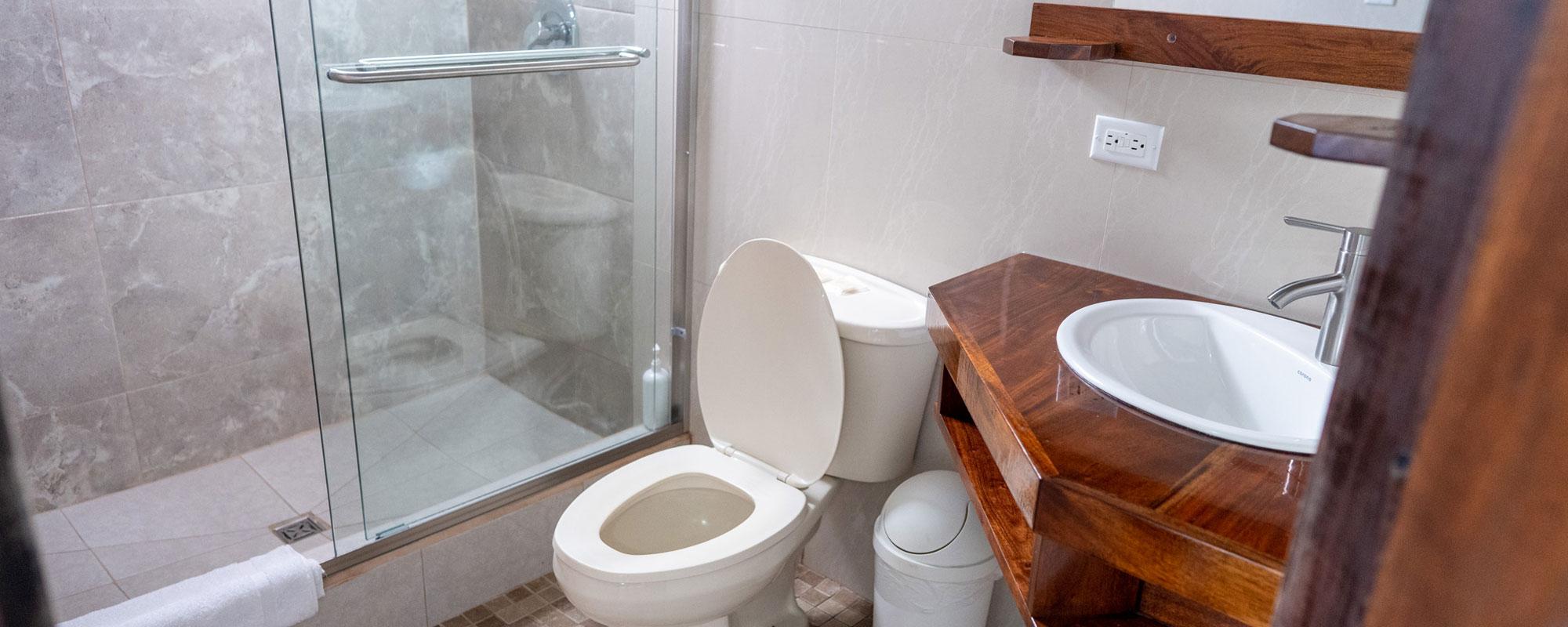 Pool-View-Bathroom